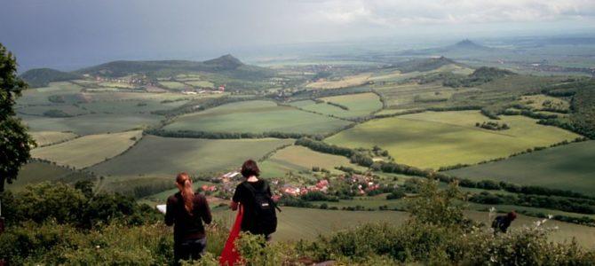 Naturschutzeinsatz im Böhmischen Mittelgebirge vom 13. bis 15. September