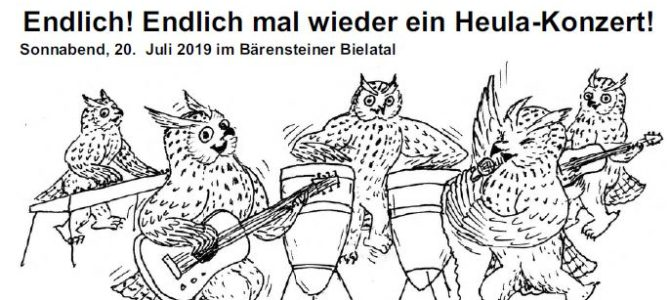 Grünes Blätt'l 07/2019