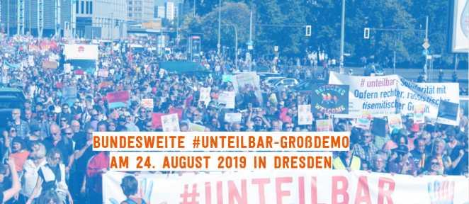 Demo-Wochenende in Dresden