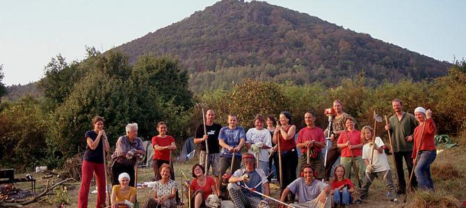 Naturschutzeinsatz im Böhmischen Mittelgebirge vom 10. bis 12. September