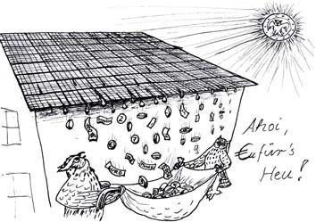 Bielatal-Solar in der Gewinnzone