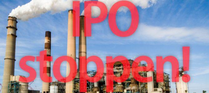 Beschluss zum Austritt Dohnas aus dem Zweckverband Industriepark Oberelbe (IPO)