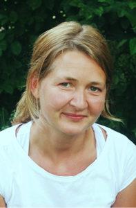 Angela Wolff von .ausgestahlt