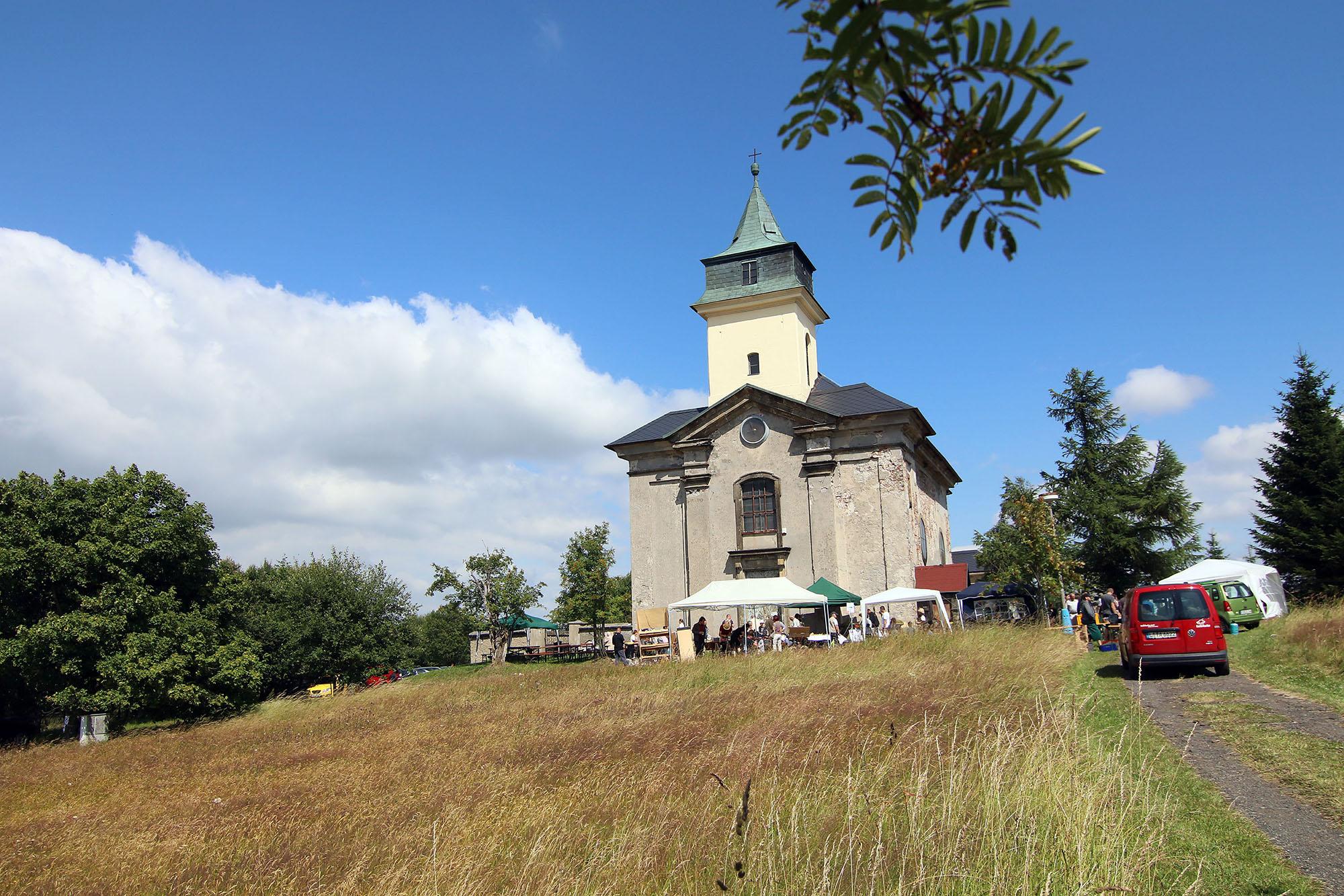 HeuHoj-Camp Special, Teil 2 – Auf Spurensuche in der Landschaft: Dokumentation der Geschichte des Osterzgebirges nach 1945