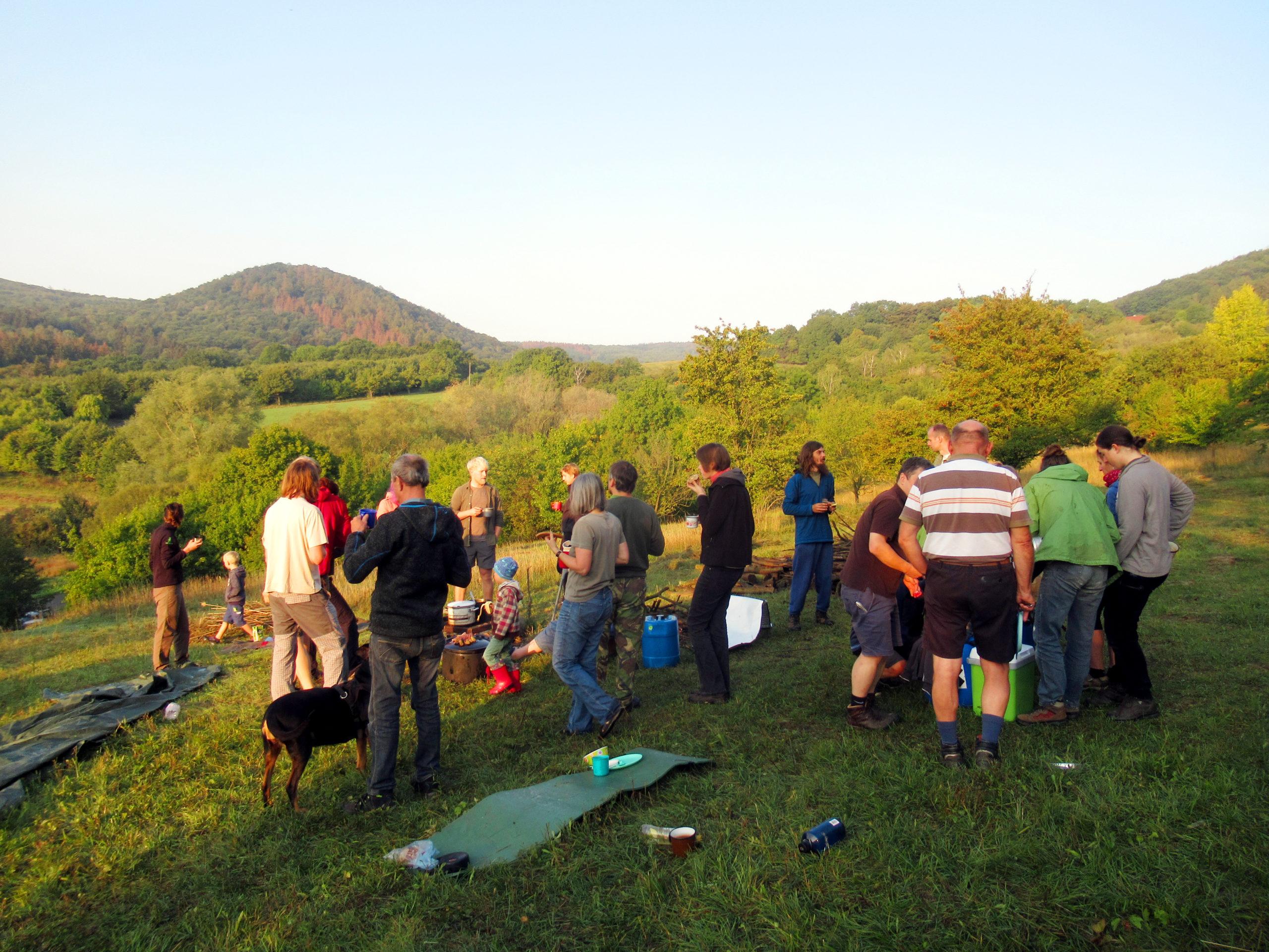Rückblick Lipská Hora 11. – 13. September – Dr. Volker Beer