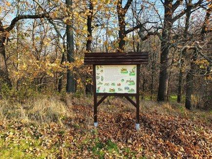 Fünf neue Infotafeln am Lehrpfad Schwarzbachtal