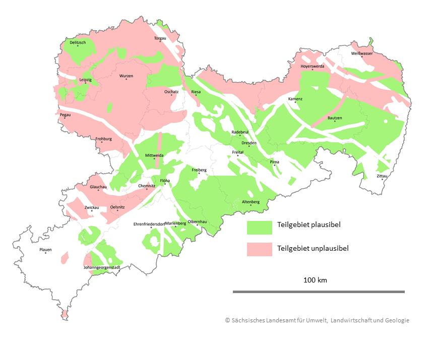 Ost-Erzgebirge im grünen Bereich