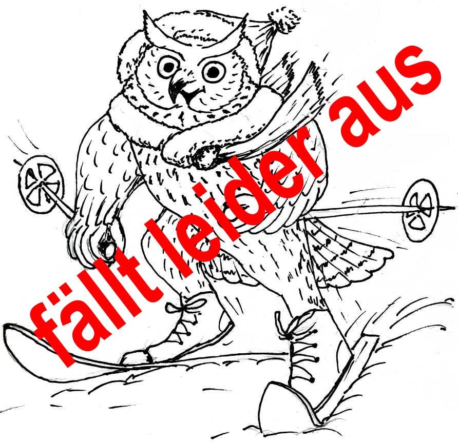 28. Februar: keine Naturkundliche Skitour zum Mückentürmchen