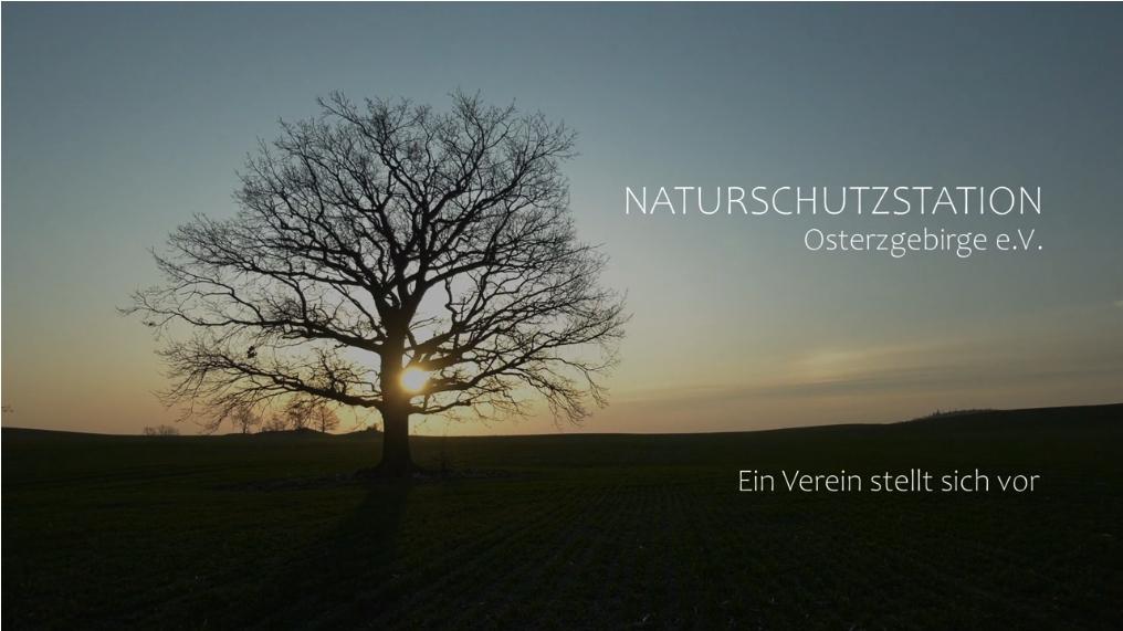 Vorstellungsfilmchen der Naturschutzstation Osterzgebirge