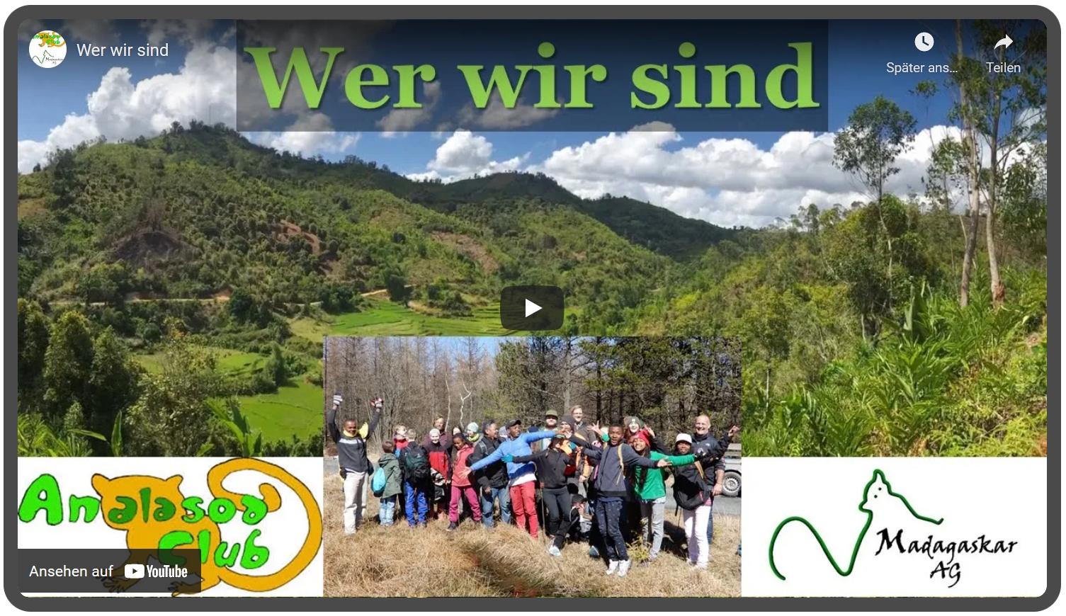 Neues von der Altenberger Madagaskar-AG
