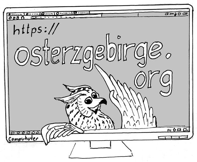 Neues auf osterzgebirge.org