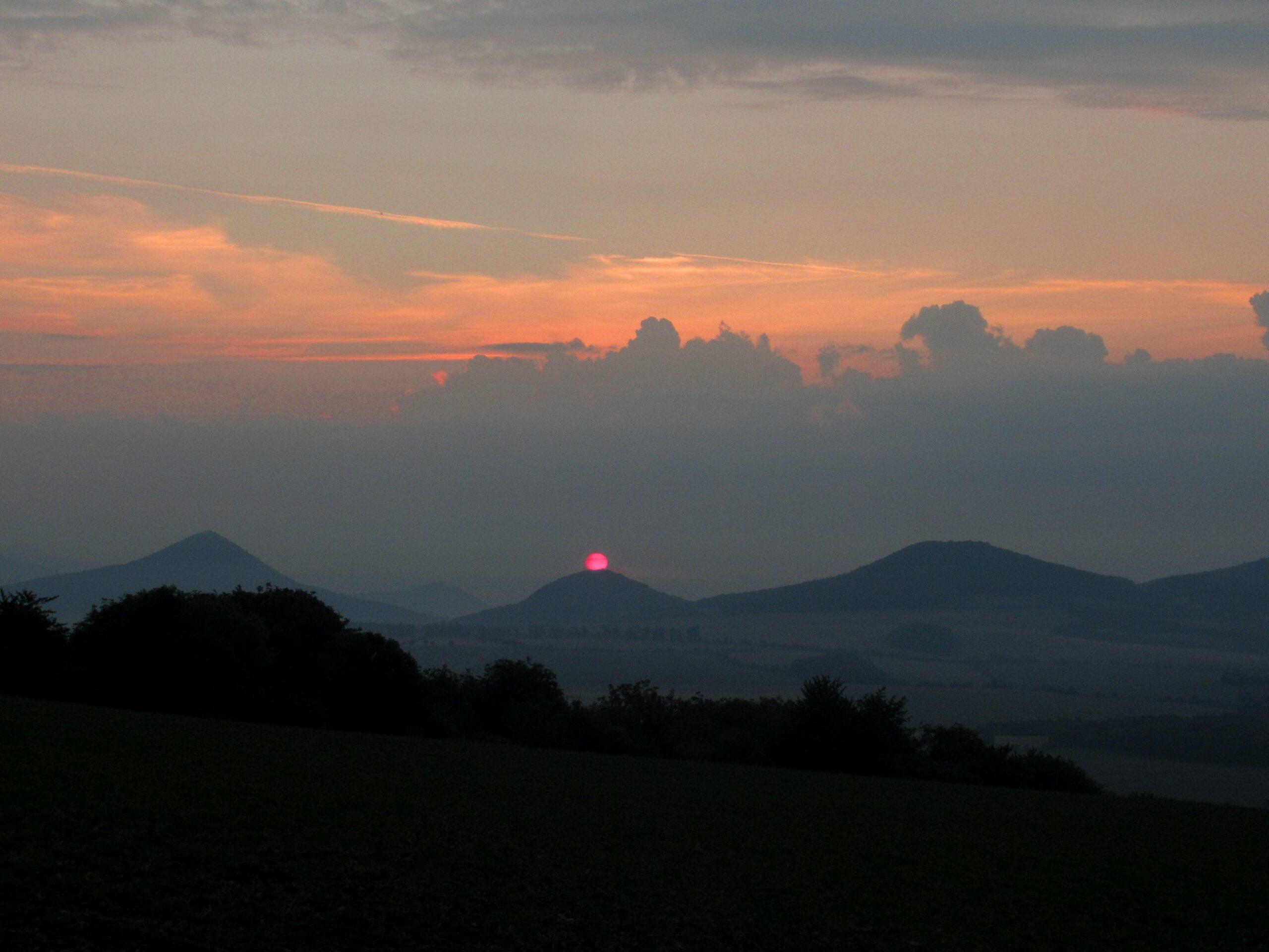 Lipská Hora, Aktivwochenende zur Biotoppflege im Böhmischen Mittelgebirge vom 10. bis 12. September 2021